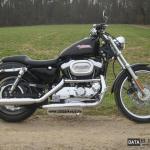 1998 Harley Davidson 1200 Sportster Sport Moto Zombdrive Com