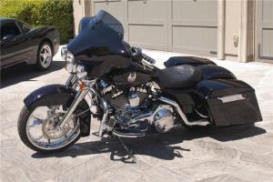 2008 HarleyDavidson FLHX Street Glide  MotoZombDriveCOM