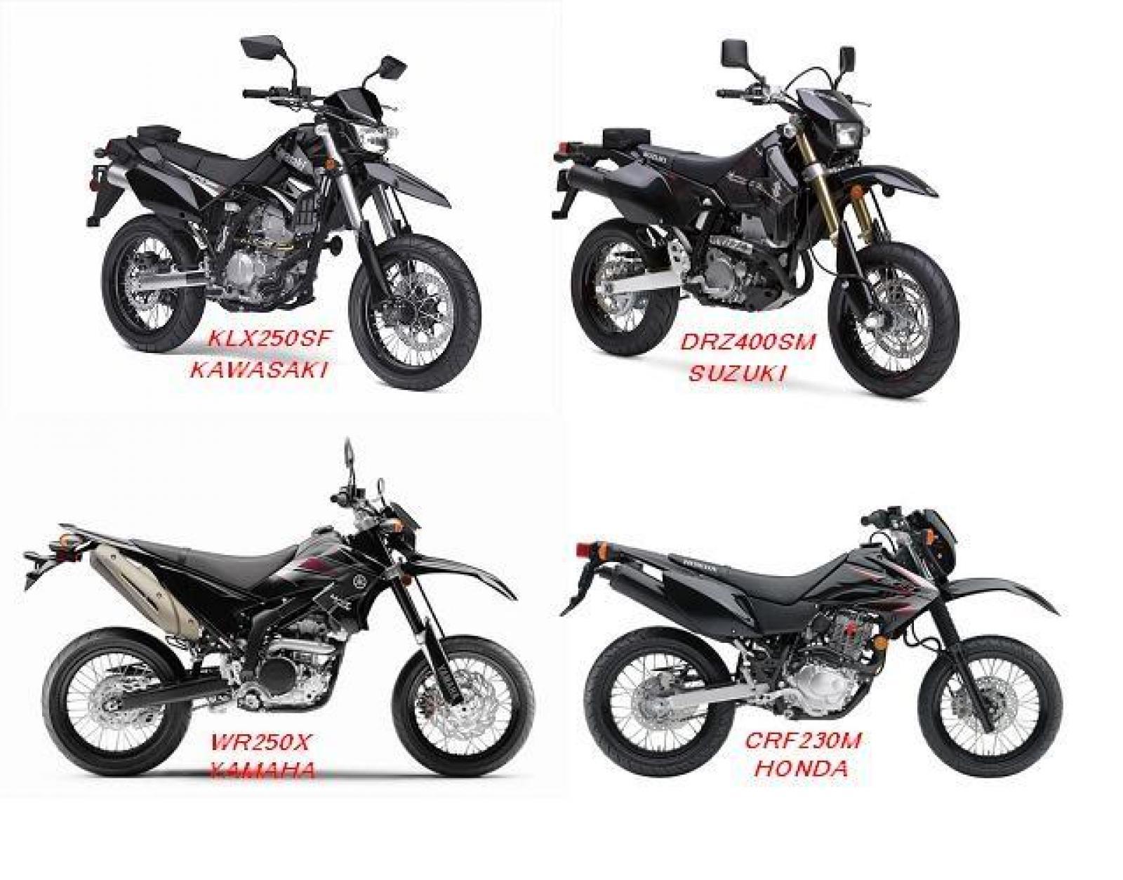Motard Motorcycle Philippines
