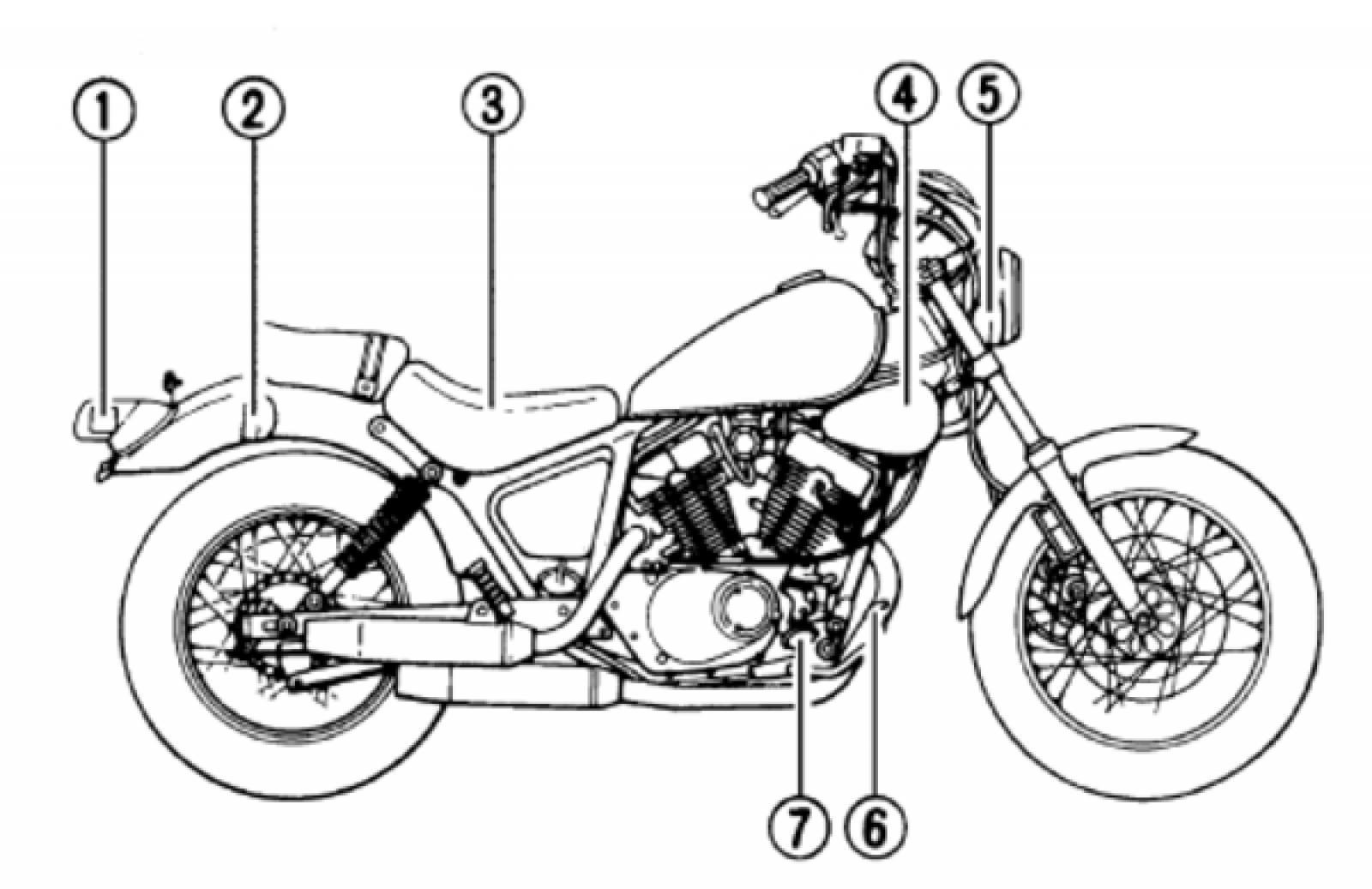 Wrg Yamaha 250 Wiring Diagram