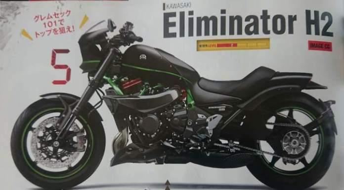Kawasaki-Eliminator-H2-uma-custom-supercharger