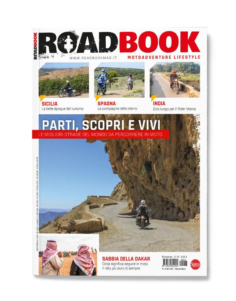 2020 copertina Rivista RoadBook-redazione MotoADVenture