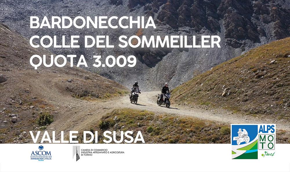 Bardonecchia: Colle del Sommeiller (quota 3.009)