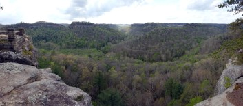 Chimney Top Rock Pano 2 MotoADVR