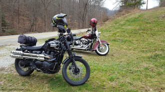 Triumph and Harley Kentucky MotoaDVR