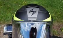 Scorpion Exo-AT950 Helmet Peak Vent MotoADVR