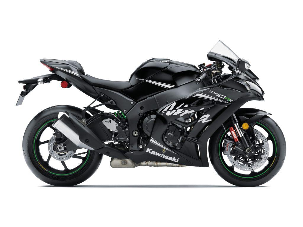 Kawasaki Ninja ZX-10RR Performance 2017