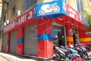 LIFAN Algérie inaugure un nouveau showroom à Alger