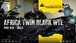 [Vidéo 9/10] Touratech équipe entièrement une Honda Africa Twin CRF1000 pour le voyage