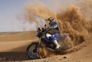 Le Ténéré 700 World Raid Tour 2018 au Maroc