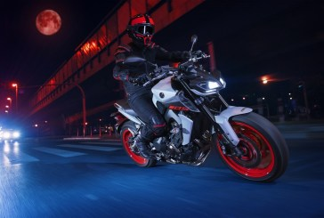 ProX4 : La Yamaha MT-09 de nouveau disponible en concession
