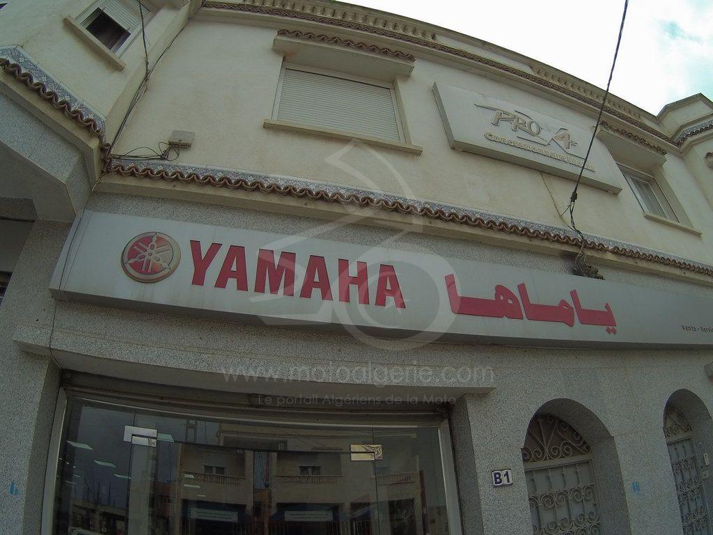 CoronaVirus : Yamaha Algérie ferme ses portes temporairement !