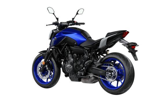 Yamaha MT-07 2021 333