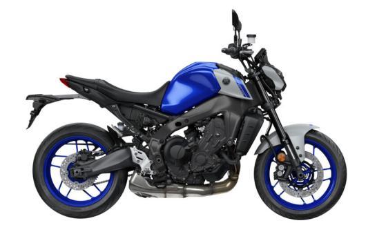Yamaha MT-09 2021 22