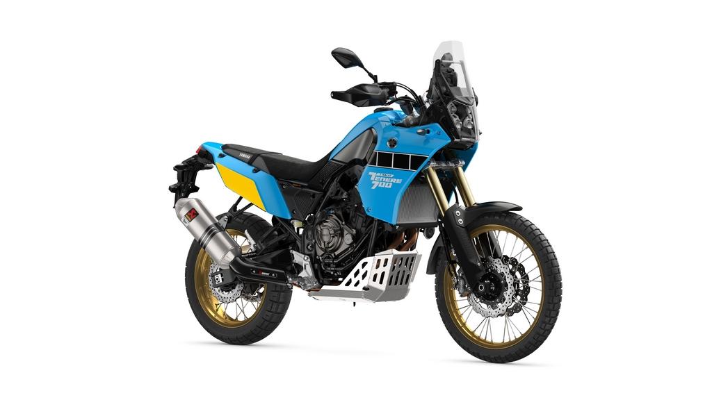Yamaha Ténéré 700 Rally Edition (XTZ700) 2020