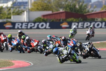 Moto3 Jr : Le titre se jouera à Valence
