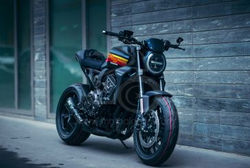HONDA : La gamme Néo Sports Café s'invite au Midnight Garage Festival 2019