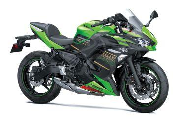 Kawasaki Ninja 650 : Évolutions et améliorations pour 2020