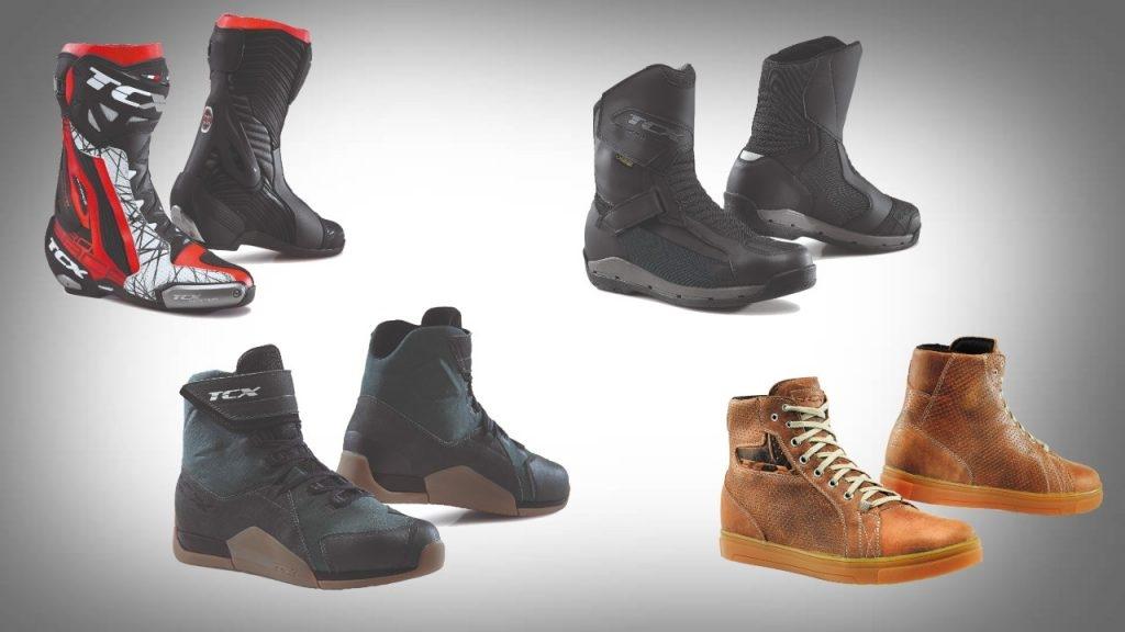 TCX Boots présente sa collection de botte 2020 | Moto