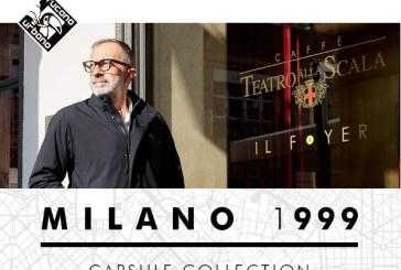 Tucano Urbano : Capsule Collection Milano 1999, pour le 20eme anniversaire