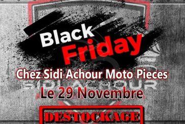 Trois jours de Black Friday chez Sidi Achour, les 28, 29 et 30 novembre !