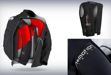 Furygan lance un nouveau gilet AIRBAG avec système intelligent - Fury Airbag -