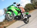 La Kawasaki ZZR1400 ne sera plus disponible après 2020