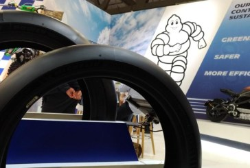 Nouveau pneu MICHELIN Power Slick²