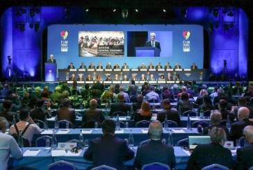 FIM : Décisions de l'Assemblée et du Conseil de la Fédération Internationale de Motocyclisme