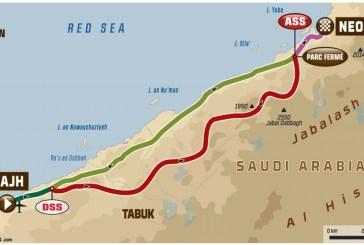 DAKAR 2020 - Stage 2 : de Al Wajh à Neom