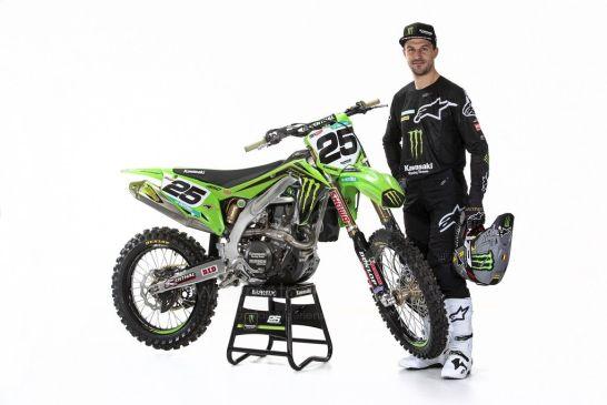 Monster Energy KRT - Kawasaki motocross 2020_DeSalle
