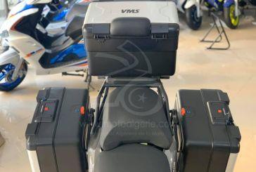 Un set de bagagerie VARIO, signé VMS, au prix de 65.000 DA !