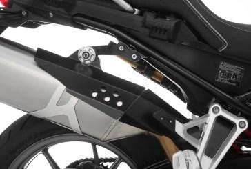 WUNDERLICH : Nouveau Pare-Chaleur d'échappement pour BMW F750/F850 GS