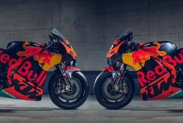 MotoGP - KTM : Voici en image la livrée 2020 de la RC16 officielle !