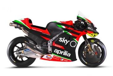 L'Aprilia RS-GP du MotoGP 2020 en image !