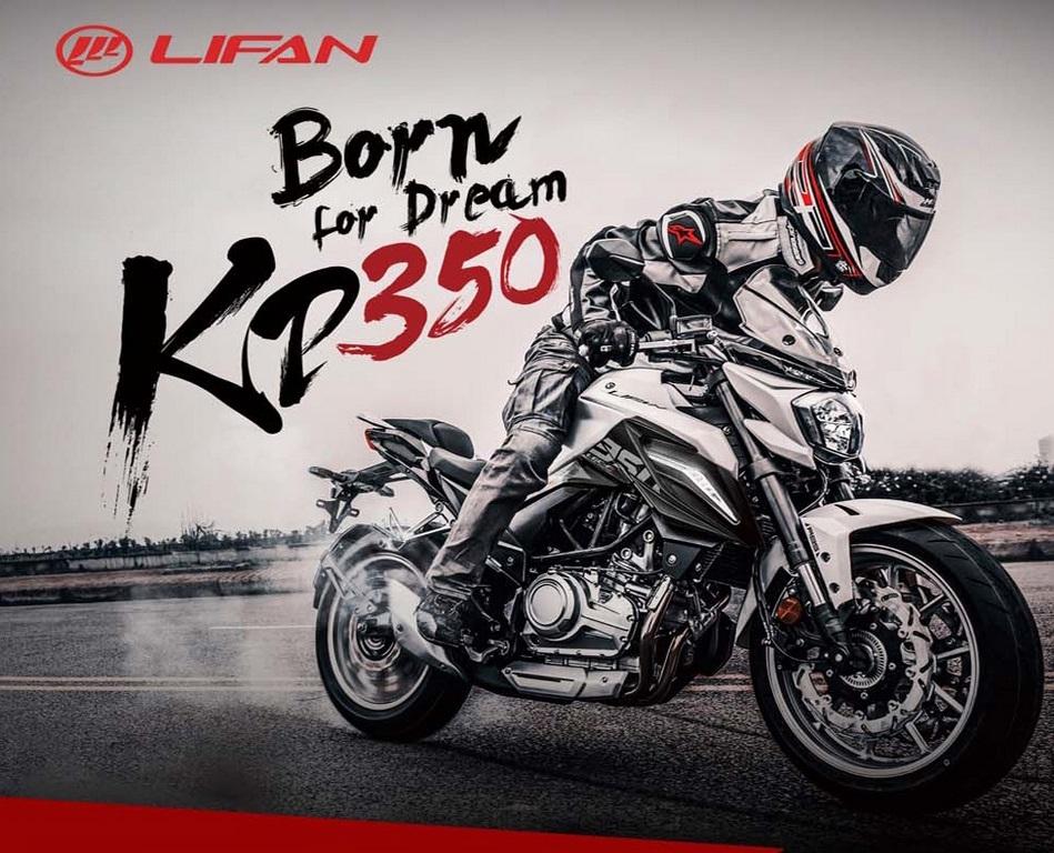 LIFAN KP350 : Le Roadster qu'il faut en Algérie !
