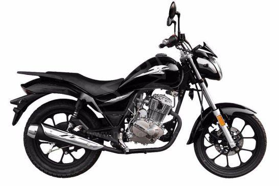 VMS ALFA 200cc Black 1