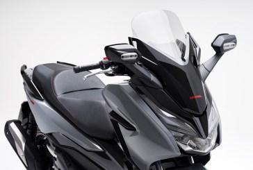 Présentation du nouveau Honda FORZA 300 2020