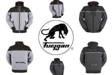 Nouveau Furygan Sektor : Le blouson de moto technique décontracté !