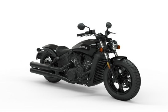Indian Scout Bobber Sixty_intl_abs_thunder_black_front3q