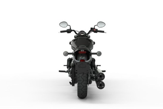 Indian Scout Bobber Sixty_intl_abs_thunder_black_rear