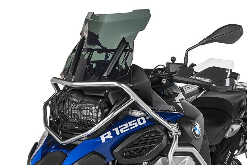 """Touratech lance le Crashbar """"très"""" haut « Bull Bar XL » pour BMW R1250GS Adventure"""