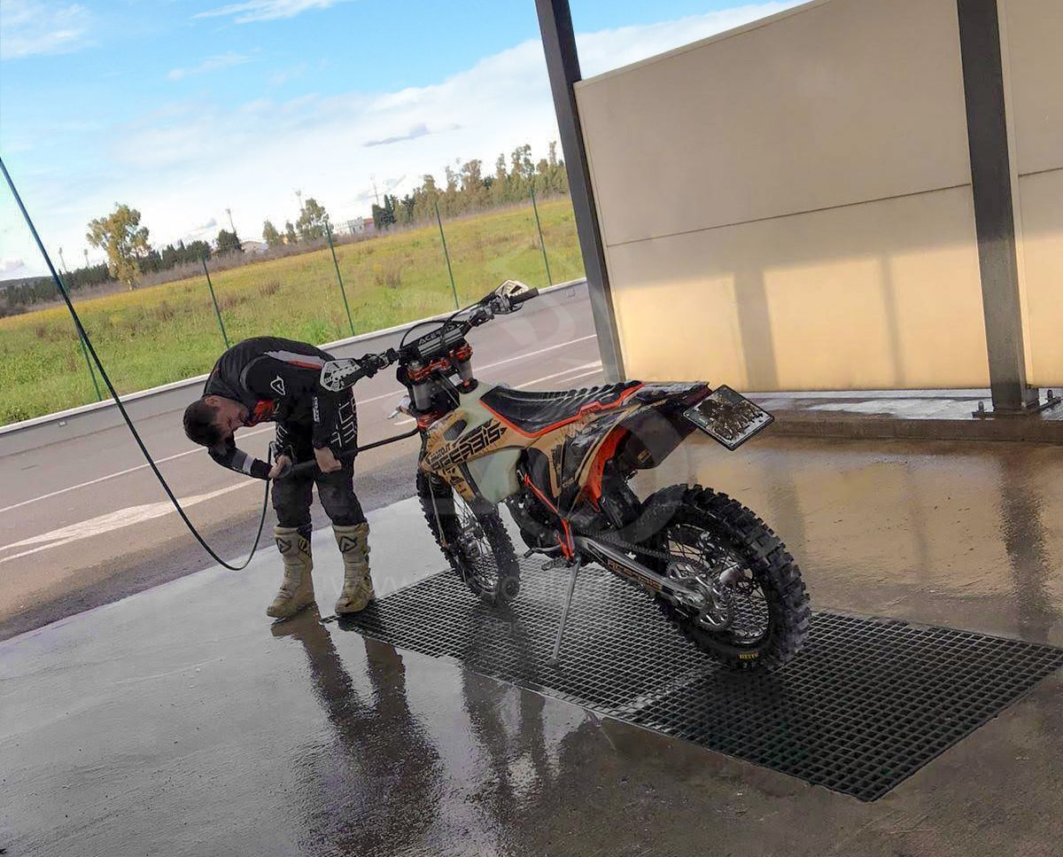 ACERBIS : Conseils d'entretien des MOTOS OFFROAD
