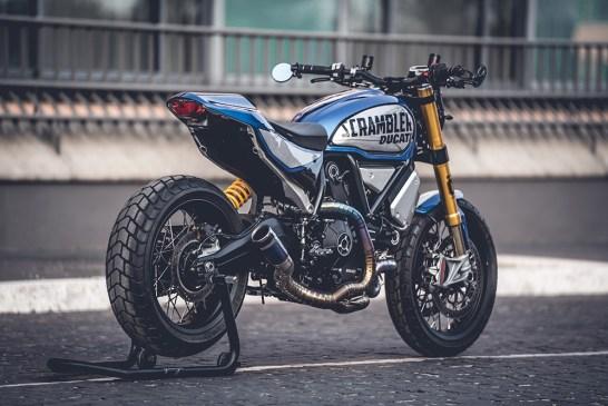 Custom Rumble 2020 - Scrambler 1100 FT by Marco Graziani of CC Racing Garage 2