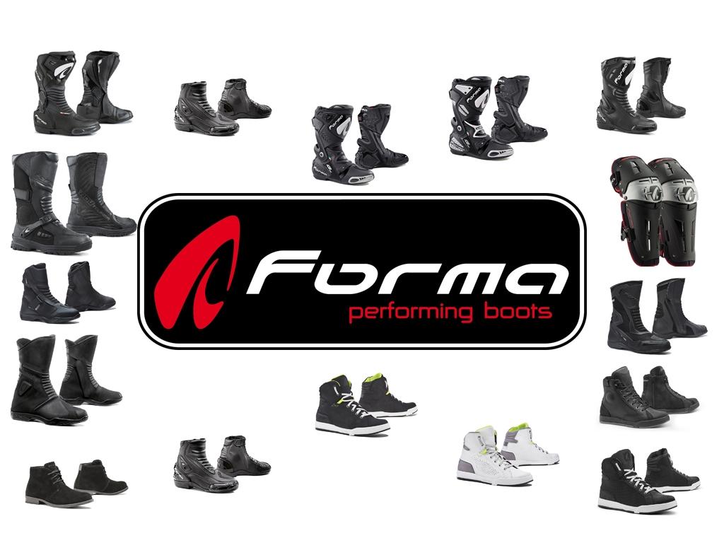 FORMA Boots Algérie : La nouvelle collection 2020 disponible à partir de 18.600 DA !