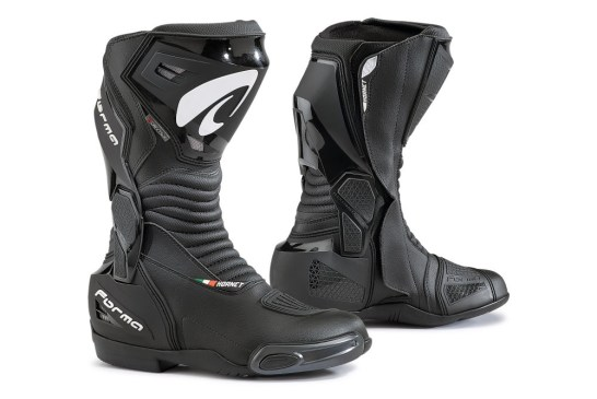 FORMA Boots 2020 - Racing - hornet-dry-black