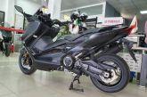 Le nouveau TMAX 560 fait son entrée chez Yamaha Algérie