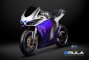 La technologie McFly de 2electron, présentée sur le Superbike électrique Emula !