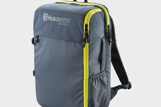 HUSQVARNA MOTORCYCLES CASUAL APPAREL COLLECTION 2020 - Daybag