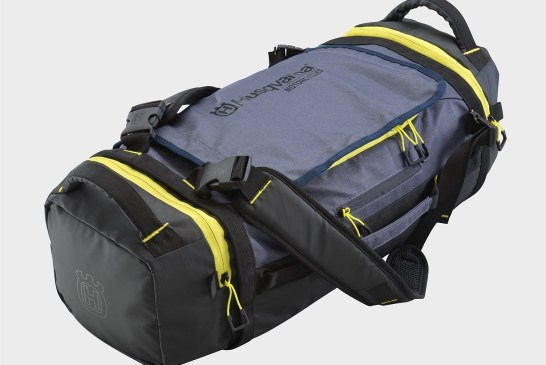 HUSQVARNA MOTORCYCLES CASUAL APPAREL COLLECTION 2020 - Duffle Bag